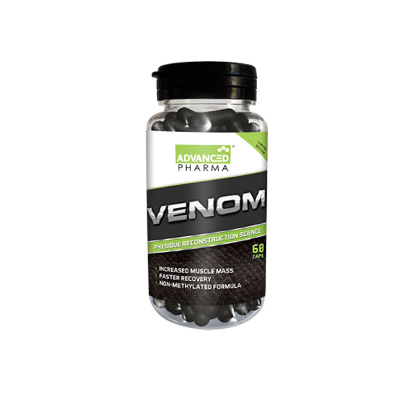 venom advanced pharma